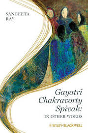 Gayatri Chakravorty Spivak by Sangeeta Ray image