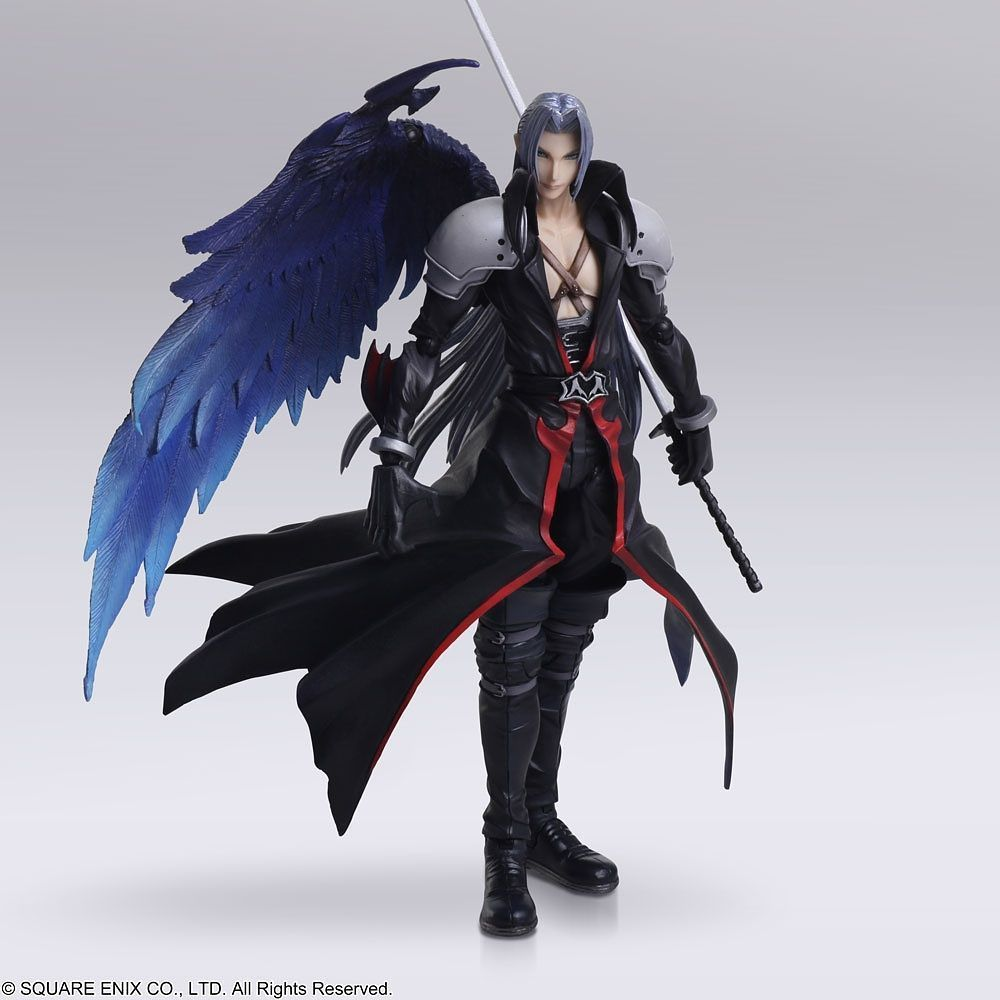 Final Fantasy: Sephiroth Another Form Ver. - Bring Arts Figure image