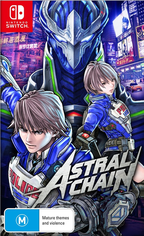 Astral Chain for Switch