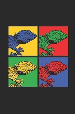 Geckos Pop Art by Gecko Publishing