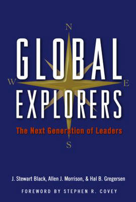 Global Explorers by J Stewart Black image
