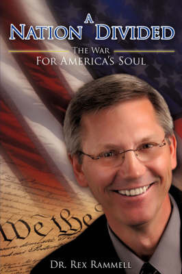 A Nation Divided: The War for America's Soul by Rex Rammell image
