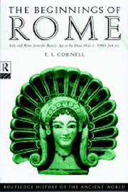 The Beginnings of Rome by Tim Cornell image