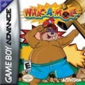 Whac-A-Mole for Game Boy Advance