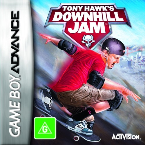Tony Hawk's Downhill Jam for Game Boy Advance