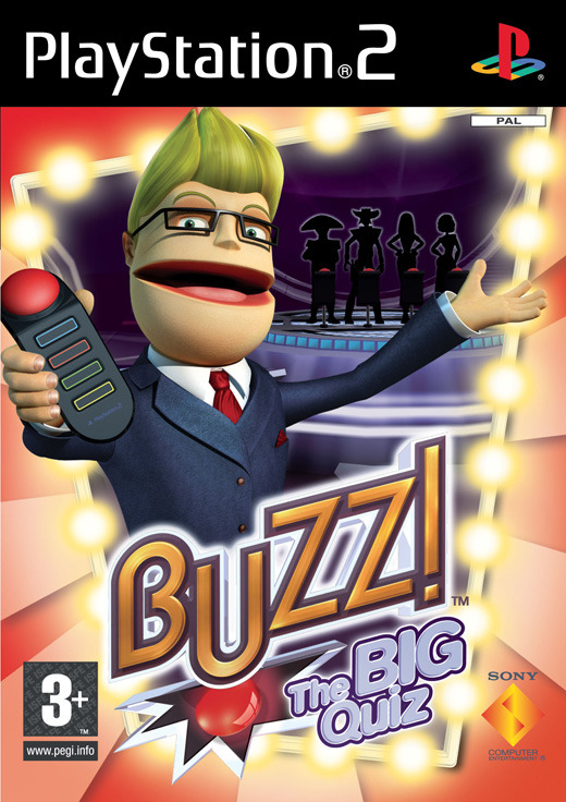 Buzz!: The BIG Quiz for PlayStation 2