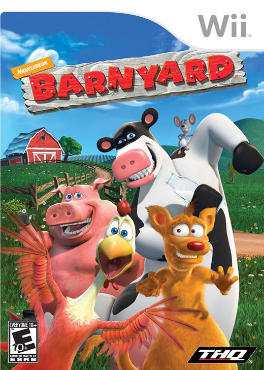 Barnyard for Nintendo Wii