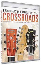 Eric Clapton - Crossroads Guitar Festival 2013 on DVD image
