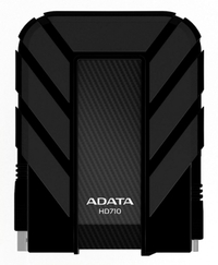 1TB ADATA Durable USB 3.0 Portable Hard Drive (Black)
