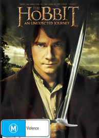 The Hobbit: An Unexpected Journey on DVD