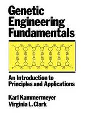 Genetic Engineering Fundamentals by John Kammermeyer image