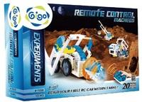 Gigo: Infra-red Remote Control Advanced (151pc) Set