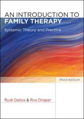 An Introduction to Family Therapy by Rudi Dallos image