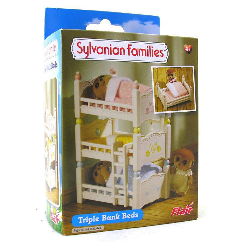 Sylvanian Families: Triple Bunk Beds image