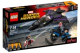 LEGO Super Heroes - Black Panther Pursuit (76047)
