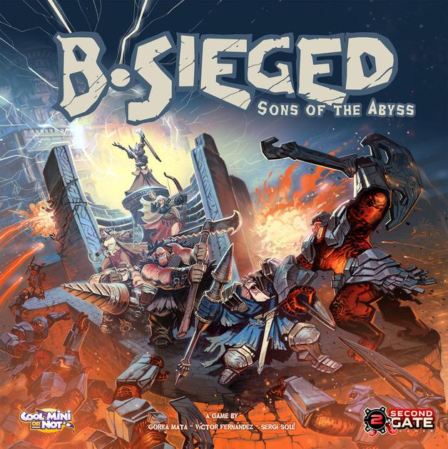 B-Sieged - Board Game