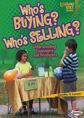Who s Buying Who s Selling by Jennifer Larson image