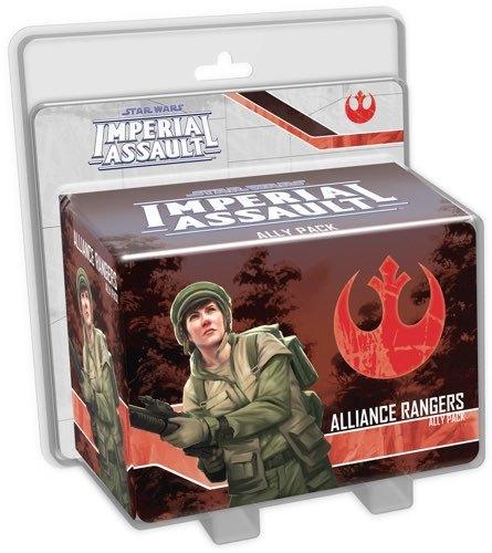 Star Wars: Imperial Assault - Alliance Rangers image
