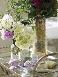 Romantic Style Mini Notebook image
