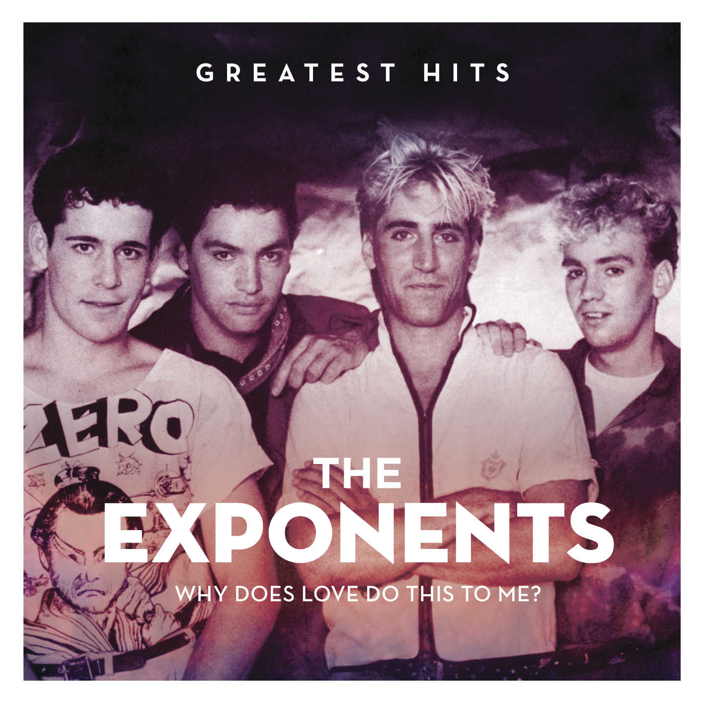 Why Does Love Do This To Me: The Exponents Greatest Hits by The Exponents image