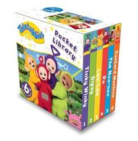 Teletubbies: Pocket Library by Egmont Publishing UK