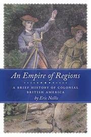 An Empire of Regions by Eric Guest Nellis image
