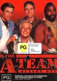 The A-Team - Season 1 (5 Disc Box Set) on DVD image