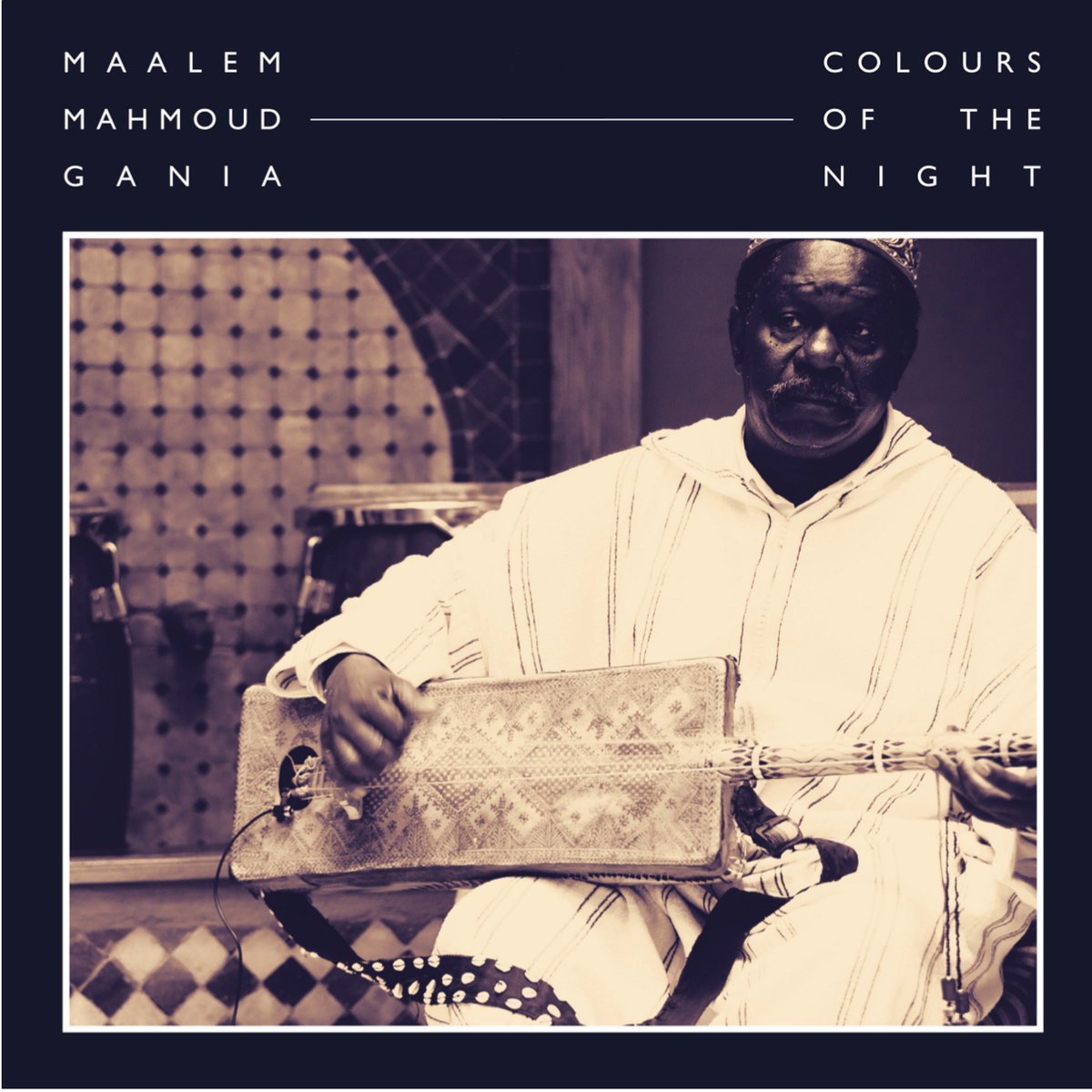 Colours of the Night by Maalem Mahmoud Gania image