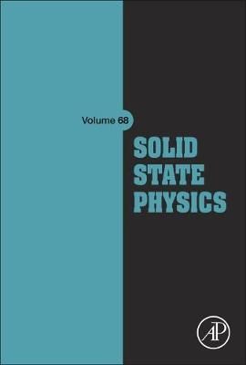 Solid State Physics: Volume 68