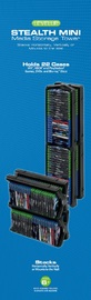 Stealth Mini Media Storage Tower for  image