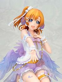LoveLive! School Idol Festival: Honoka Kosaka White Day Arc - PVC Figure