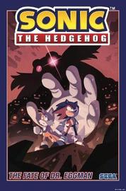 Sonic The Hedgehog, Vol. 2 The Fate Of Dr. Eggman by Ian Flynn image