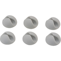 Bluelounge CableDrop Cable Clips - Grey
