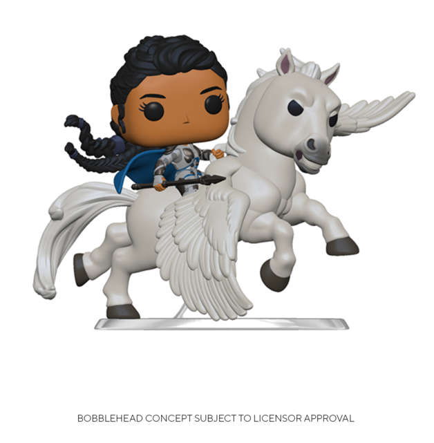 Avengers: Endgame - Valkyrie on Pegasus Pop! Ride Figure