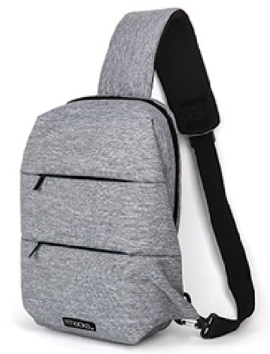 Fitkicks: Latitude Sling Bag - Grey