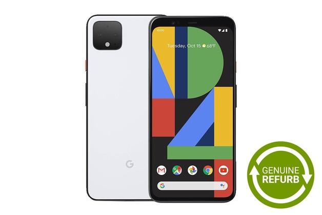 Google Pixel 4 64GB White - Refurbished [Grade A+]