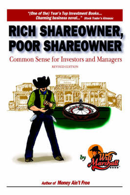 Rich Shareowner, Poor Shareowner! by Will Marshall image