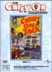 Carry On Jack on DVD