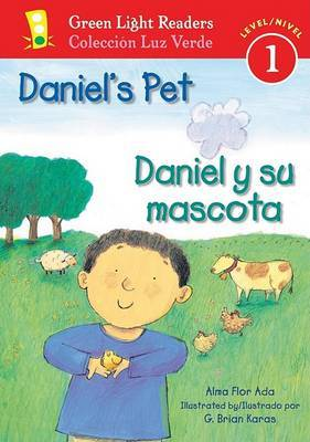 Daniel's Pet/Daniel y Su Mascota by Alma Flor Ada (University of San Francisco) image