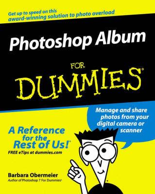 Photoshop Album for Dummies by Barbara Obermeier