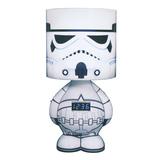 Star Wars Stormtrooper Alarm Clock Lamp