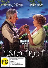 Roald Dahl's Esio Trot DVD