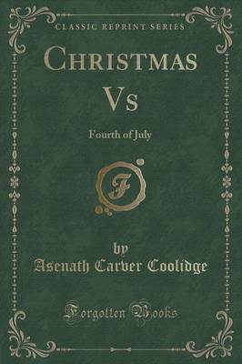Christmas vs by Asenath Carver Coolidge