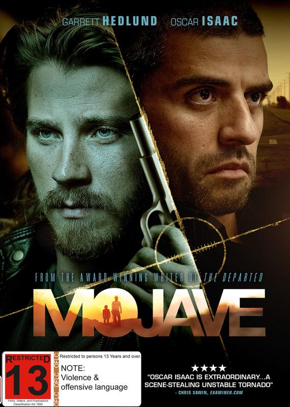 Mojave on DVD