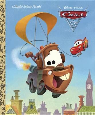 Cars 2 by Random House Disney