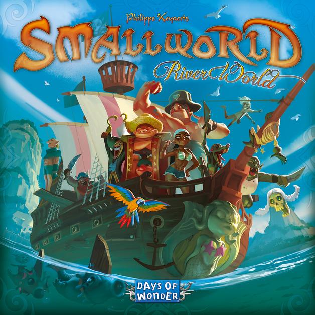 Small World: River World (Board Game)