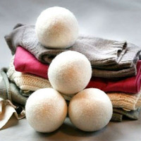 Pure Wool Dryer Balls