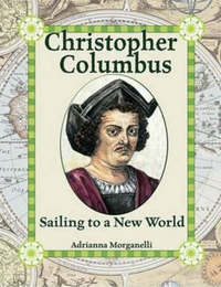 Christopher Columbus by Adrianna Morganelli image