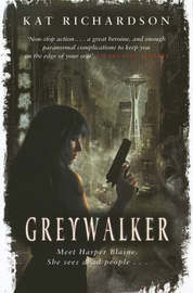 Greywalker by Kat Richardson image