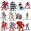 Jada Metal Minis: Marvel – Die-Cast Mini-Figures (Assorted Designs)
